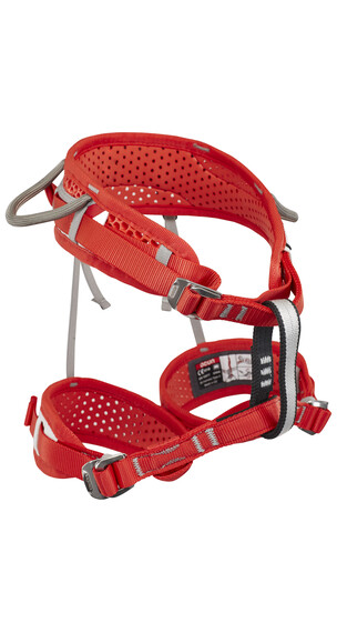Ocun WeBee Harness Kid red